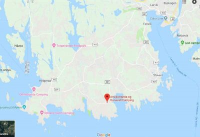 Anvikstranda-google-map