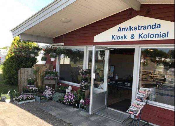 Kiosk og kolonial - Anvikstranda